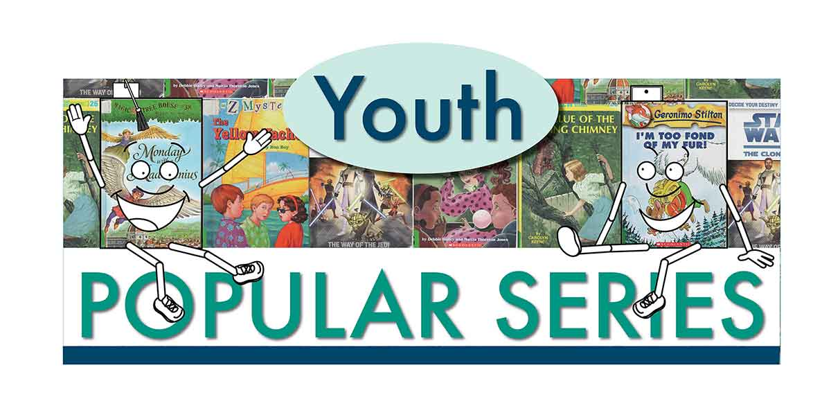 Youth Fiction Library Signage